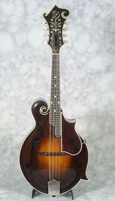 Lloyd Loar Gibson F-5 VG-EC, signed and dated March 31, 1924.