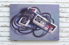 Nintendo 1 by Doug Bloodworth