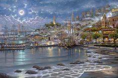 robert finale paintings | огромно (1500 x 988)