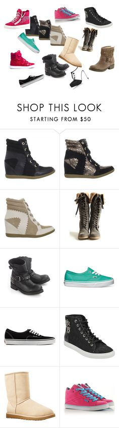 """just_we_mllez"" by ma-vie ❤ liked on Polyvore featuring Madison Harding, Ash, Steve Madden, Android Homme, Vans, Philipp Plein, UGG Australia, Pastry and Giuseppe Zanotti"