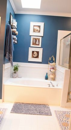 Elegant Bathroom Remodel Design Ideas Beach Theme With