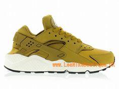 size 40 626f4 5470c Nike Air Huarache GS Women´s Nike Sportswear Shoes Gold