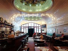 Wo trifft man sich in Hamburg zum Kaffee?
