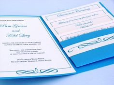 Our beautiful wedding invitations by Sunny & Co.