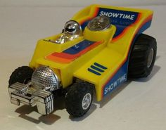 Matchbox Showtime Super Chargers Monster Tractors Race Car Dragster Vintage 1987 #Matchbox