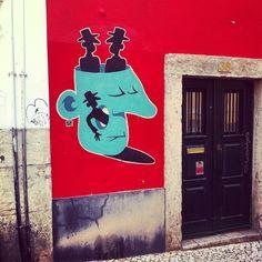 # Lisbon # Bairro Alto #Padgram