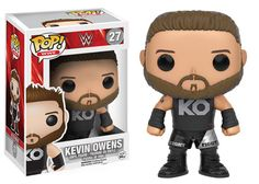 Funko releasing Kevin Owens pop vinyl from the WWE series