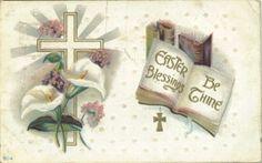 Easter Postcards!
