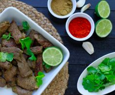 A zesty marinated steak recipe. Dinner doesn't have to be complicated.  http://stalkerville.net/  #paleo