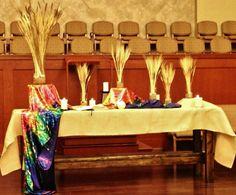 GAUMC Sanctuary Altar: Joseph Stories Week 1 February 2014