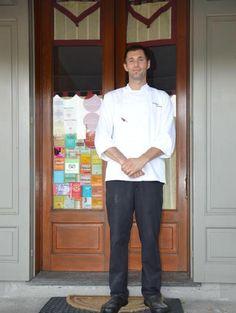 Chefe Gianpietro Stancari  participa de festival gastronômico em São Paulo (foto: Ansa)