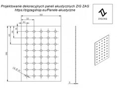 Acoustic Panels, Zig Zag, Ikon, Floor Plans, Words, Icons, Floor Plan Drawing, Horses, House Floor Plans