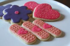 Doc McStuffins inspired by Chlobugs Cookies