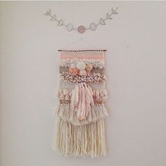 Etsy の マリアン ムーディで壁掛けを織りカスタム中 by MaryanneMoodie