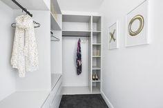 The Block 2016 - Week 2 Guest Bedroom Reveals House Plans, Guest Bedroom, Home Bedroom, Closet Bedroom, Bedroom Wardrobe, House, The Block Bathroom, Home Decor, Master Closet