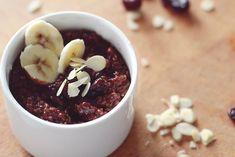 Kasza jaglana z kakao - przepis i inspiracje! Zdrowe śniadanie!