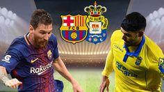 مشاهدة مبارة برشلونة ولاس بالماس بث مباشر اليوم