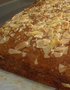 The English Kitchen: Cherry And Almond Traybake