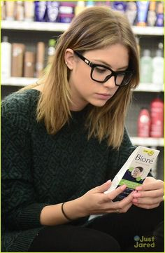 ashley benson medium hair - Google Search