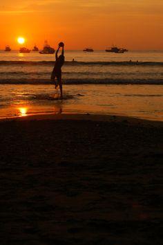 San Juan del Sur #Nicaragua #Sunset #Beach #LatinAmerica #Sunset