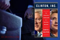 Clintons trying to suppress Clinton, Inc. book