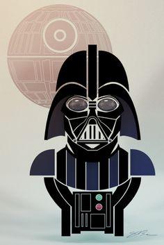 Darth Vader by by Joshua A. Biron