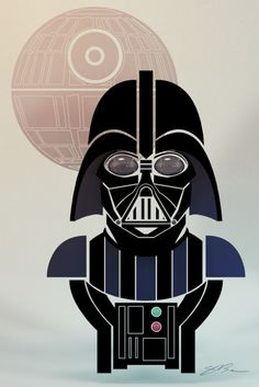 Darth Vader by by Joshua A. Biron