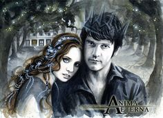 The King's daughter True Blood Traditional Art