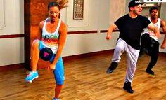 Dance workout voor mooie benen