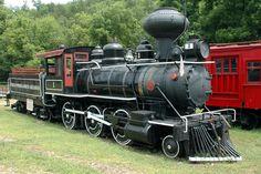 2-6-0 Mogul Steam Locomotive   by sirchuckles   Built by the Baldwin Locomotive Works - Philadelphia, 1906