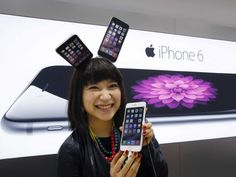 apple iphone 6 japan launch