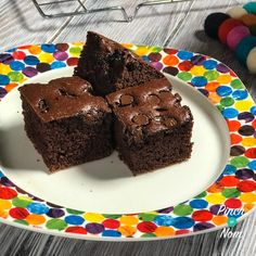Low Syn Chocolate Brownies | Slimming World