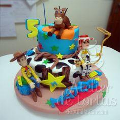 Torta toy story