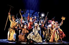 Wicked Musical Broadway, Musical Theatre, Broadway Shows, Wicked Costumes, Defying Gravity, The Wiz, Costume Design, Musicals, Blog