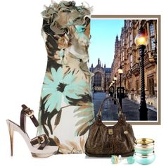 City Chic, created by christa72 on Polyvore