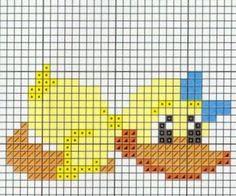 Counted Cross Stitch Patterns, Cross Stitch Charts, Cross Stitch Designs, Patchwork Patterns, Embroidery Patterns, Pixel Crochet Blanket, Mini Cross Stitch, Fair Isle Knitting, Knitting Charts