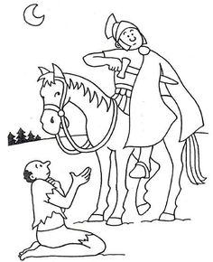 Hl Martin, School Clubs, Roman Soldiers, Stories For Kids, Preschool, Mandala, Clip Art, Tours, Embroidery