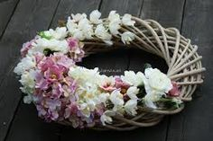 florystyka funeralna - Szukaj w Google Floral Wreath, Wreaths, Google, Home Decor, Decoration Home, Door Wreaths, Room Decor, Deco Mesh Wreaths, Interior Design