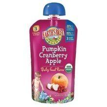 EARTHS BEST BABY PUREE PMPKN CRBRY ORG 42 OZ PK 12 * To view further for this item, visit the image link.