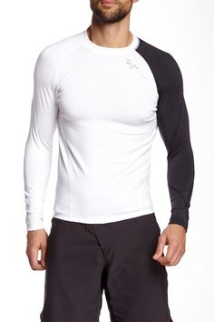 Tanto 2.0 Long Sleeve Compression Shirt by Respect Your Universe on @nordstrom_rack