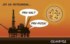 CPIzza da Petrobras...