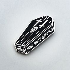 Wish You Were Here Pin