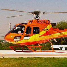 Flight For Life - Lifegaurd 4 landing in Pueblo, Co