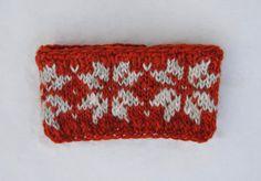 Magni Icelandic Wool Headband  Handmade by IcelandicKnitsbyAnna