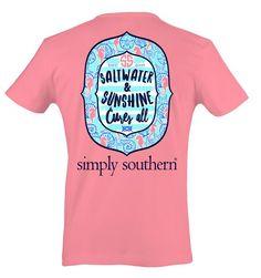 a0f2f9d74d4b Simply Southern Prep Sunshine T-shirt  9.50 Simply Southern T Shirts