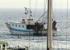 Libia,peschereccio italiano sequestrato in fuga verso Lampedusa