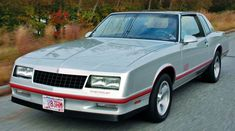 Chevy Monte Carlo SS with custom halogen headlights (borrowed from Cutlass Supreme) Chevrolet Monte Carlo, Chevy Classic, Classic Cars, Us Cars, Sport Cars, My Dream Car, Dream Cars, Monte Carlo For Sale, Chevy Ss