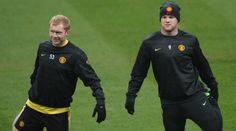 Rooney muốn kế thừa Scholes ở hàng tiền vệ Quỷ đỏ