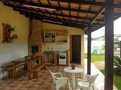 espaço do churrasco rustico #cocinasrusticasazulejos