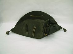 The hats date from the late 18th Century and were both owned by a man called George Quayle (1751-1835) who was a prominent politician and banker on the Isle of Man.
